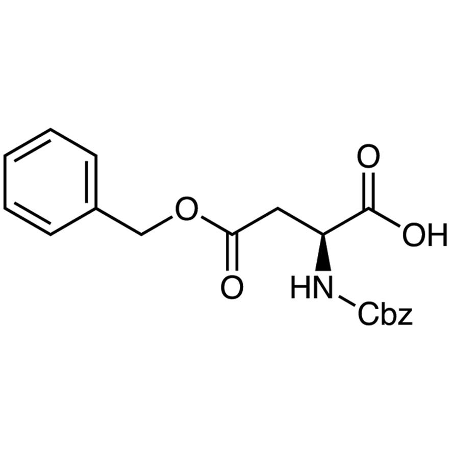 4-Benzyl N-Carbobenzoxy-L-aspartate