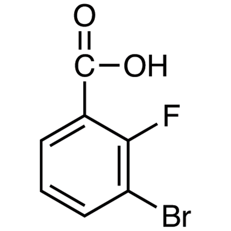 3-Bromo-2-fluorobenzoic Acid
