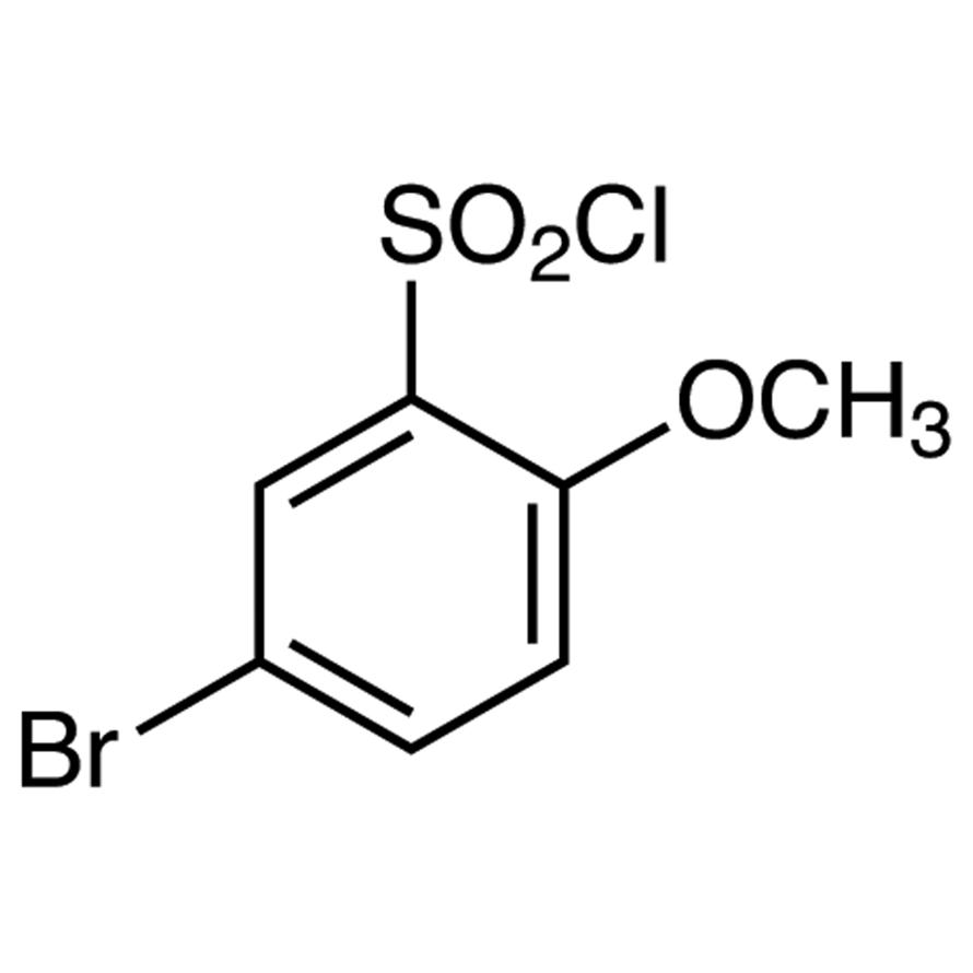 5-Bromo-2-methoxybenzenesulfonyl Chloride