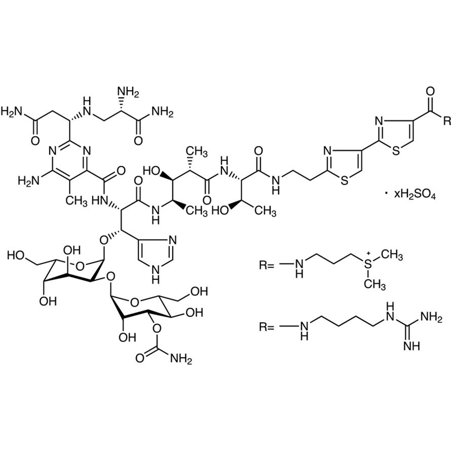 Bleomycin Sulfate (mixture)