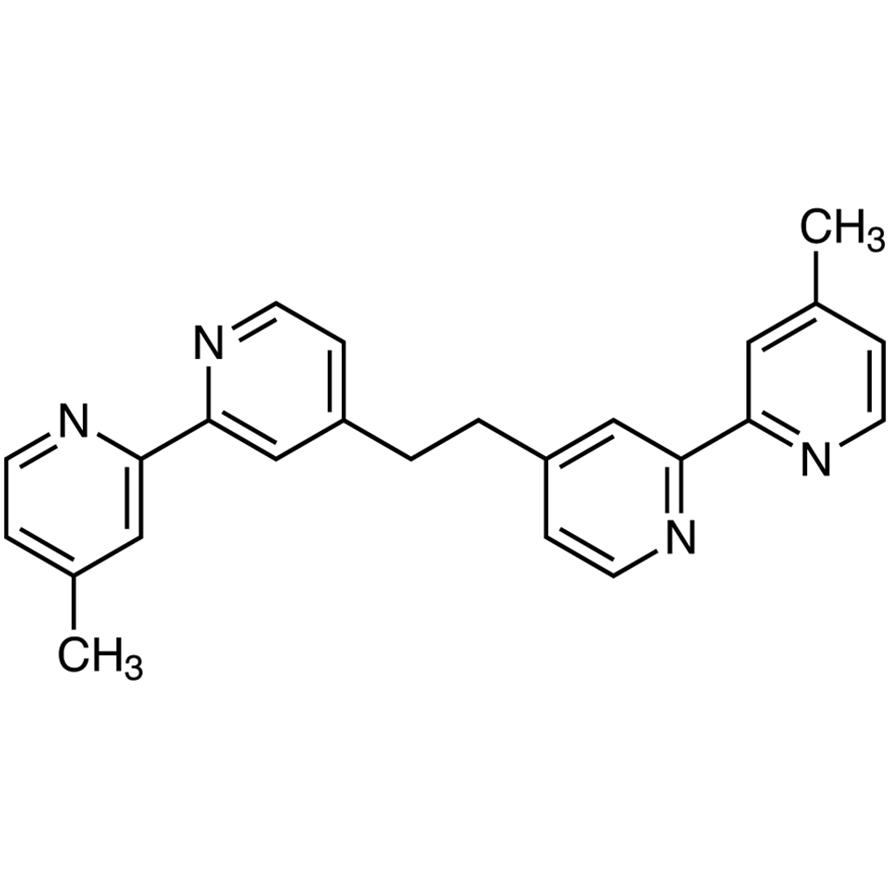 1,2-Bis(4'-methyl-2,2'-bipyridin-4-yl)ethane