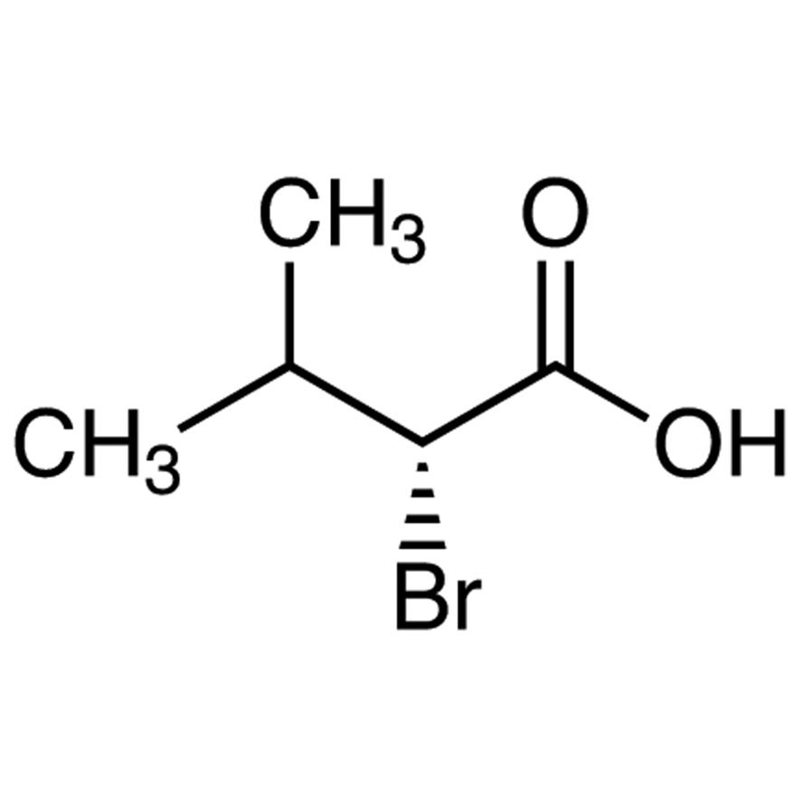 (R)-2-Bromo-3-methylbutyric Acid