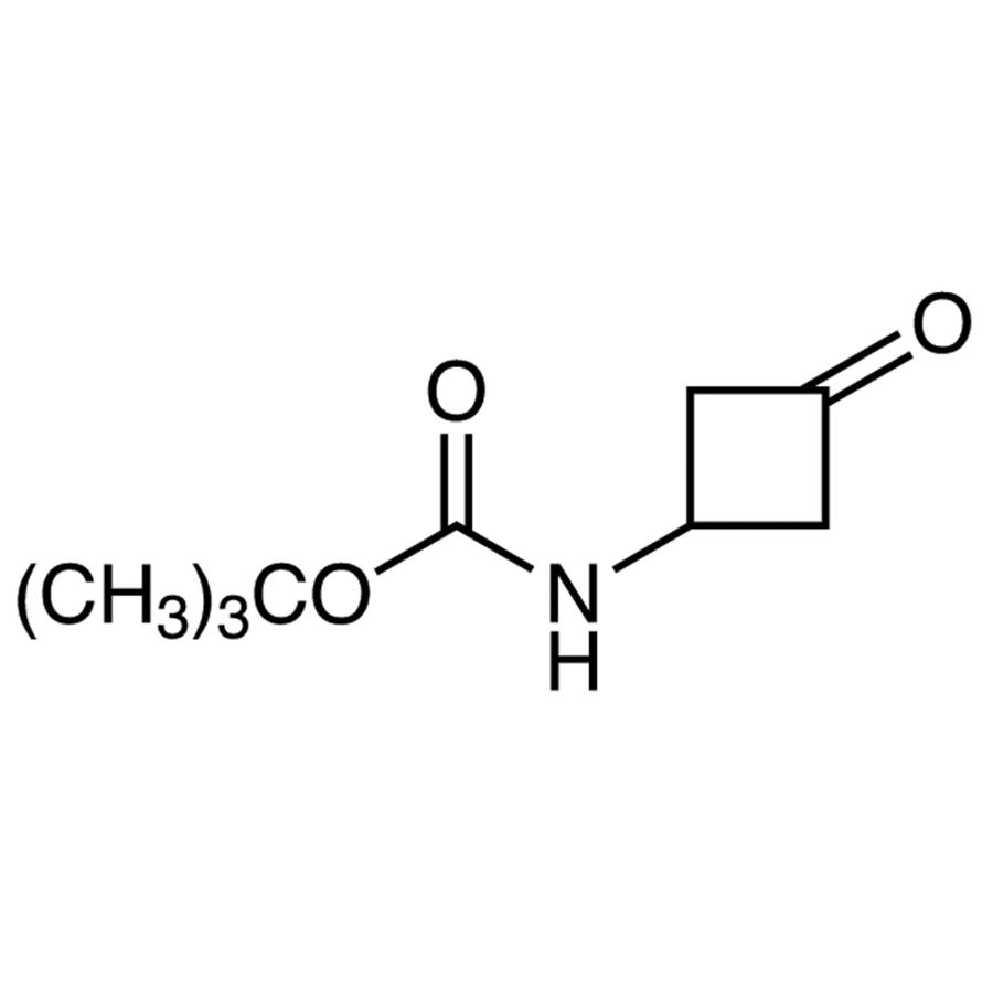 3-(tert-Butoxycarbonylamino)-1-cyclobutanone