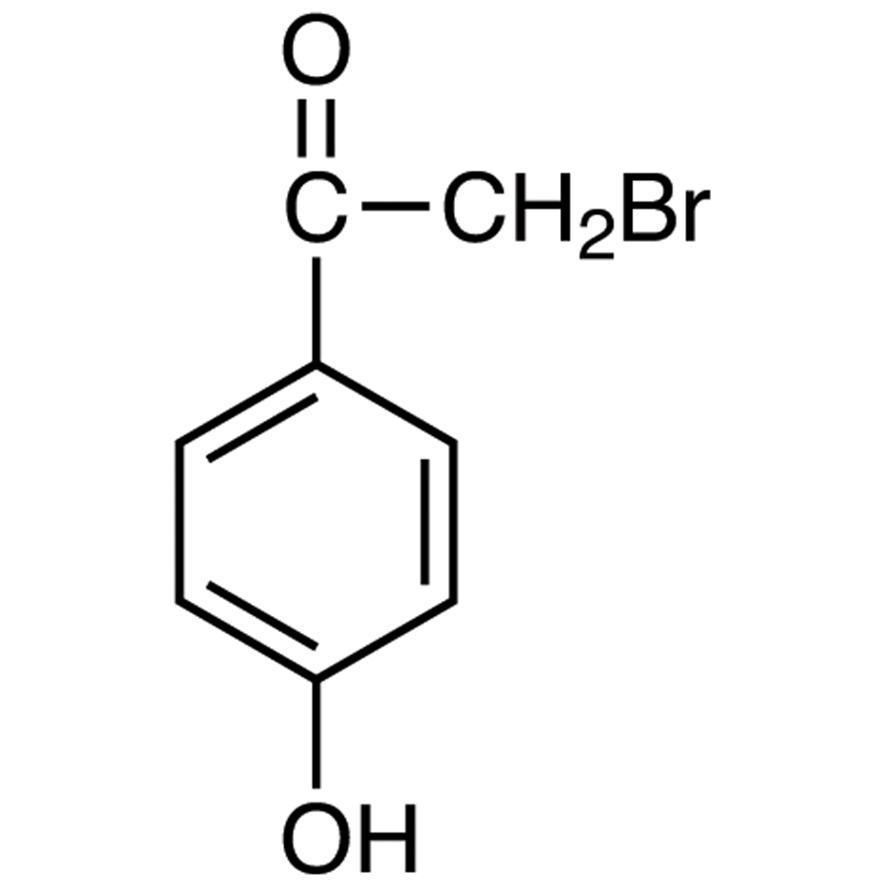 2-Bromo-4'-hydroxyacetophenone