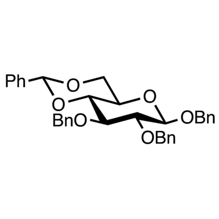 Benzyl 2,3-Di-O-benzyl-4,6-O-benzylidene-β-D-glucopyranoside