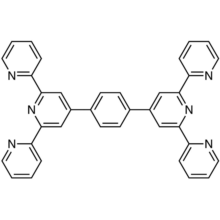 1,4-Di[[2,2':6',2''-terpyridin]-4'-yl]benzene