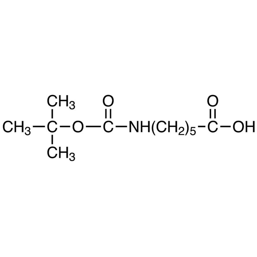 N-(tert-Butoxycarbonyl)-6-aminohexanoic Acid