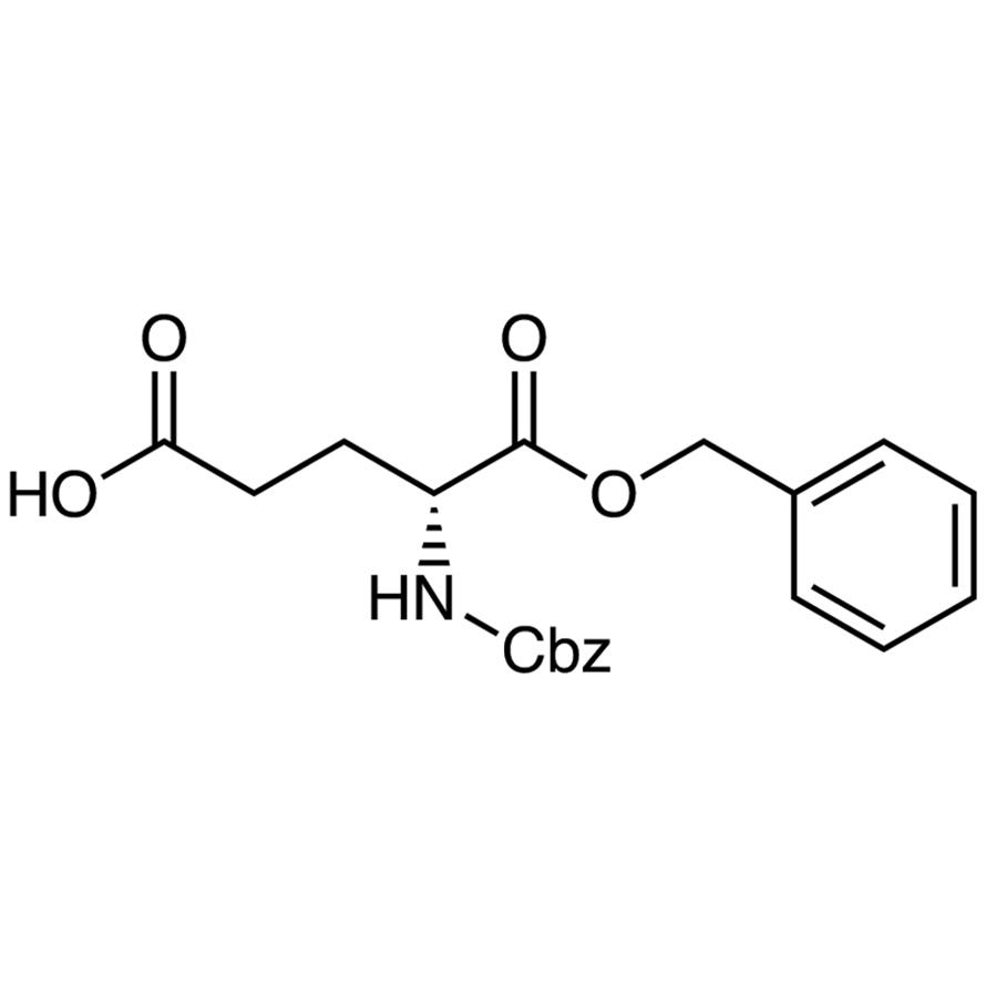 1-Benzyl N-Benzyloxycarbonyl-D-glutamate