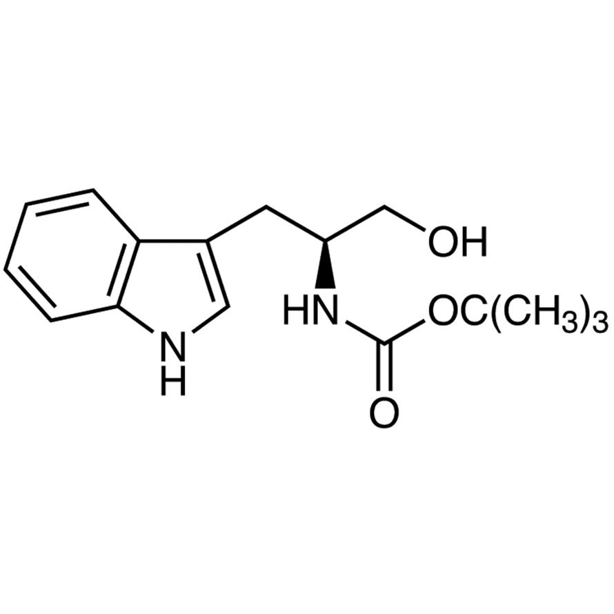 Nα-(tert-Butoxycarbonyl)-L-tryptophanol