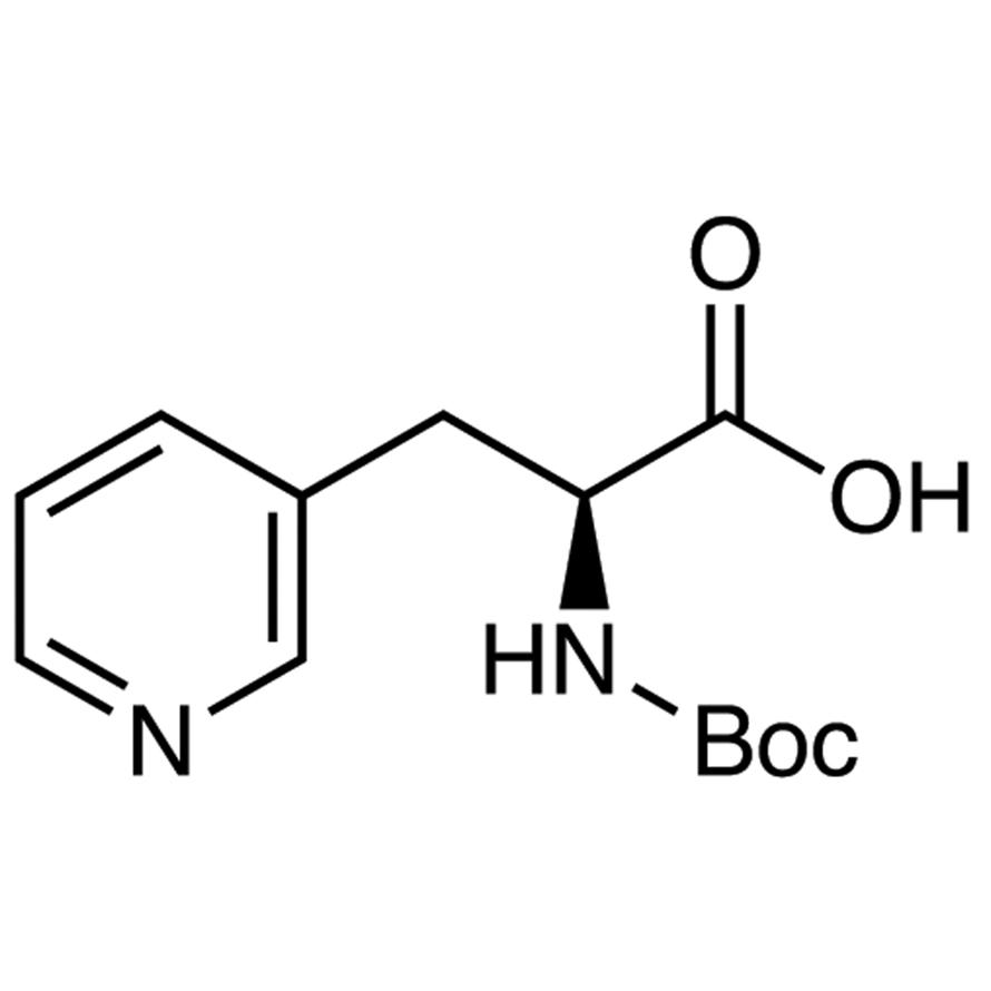 N-(tert-Butoxycarbonyl)-3-(3-pyridyl)-L-alanine
