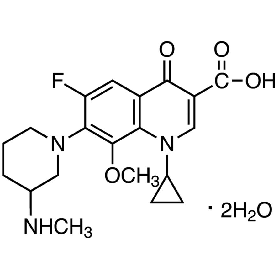 Balofloxacin Dihydrate