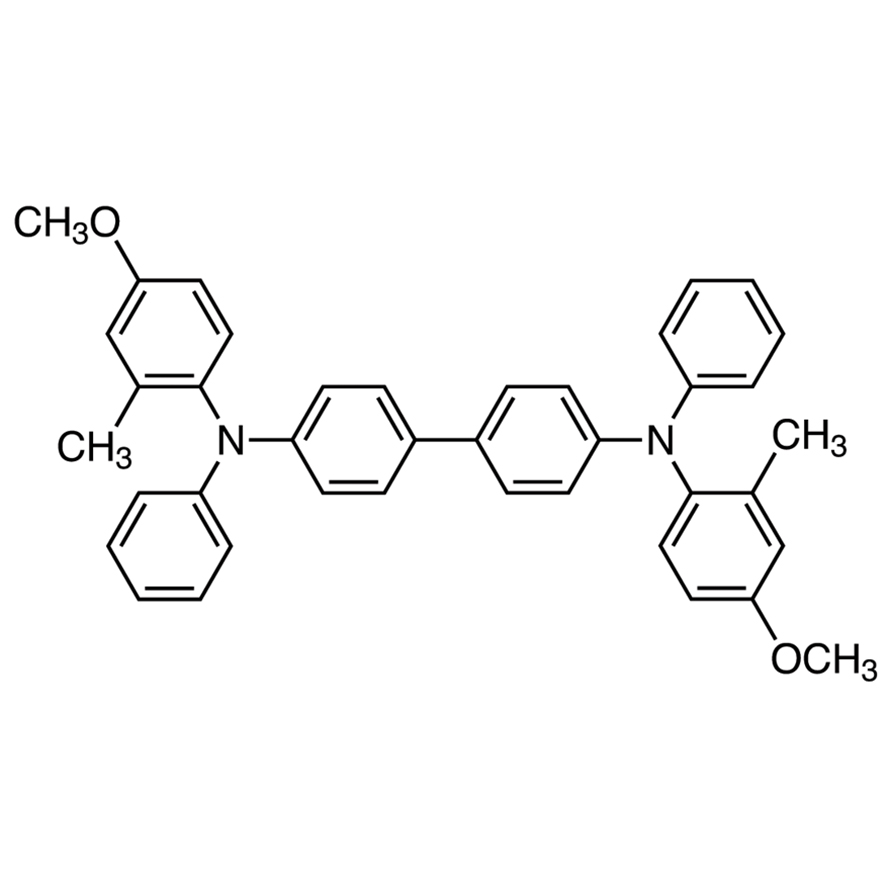 N,N'-Bis(4-methoxy-2-methylphenyl)-N,N'-diphenylbenzidine
