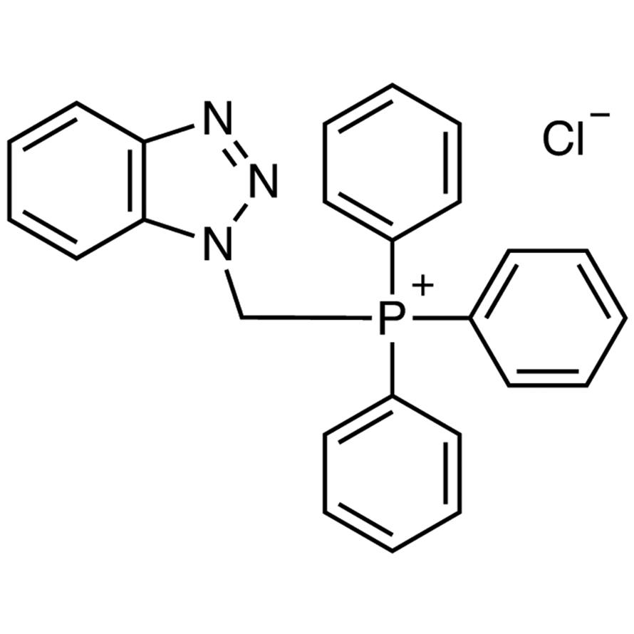 [(1H-Benzotriazol-1-yl)methyl]triphenylphosphonium Chloride