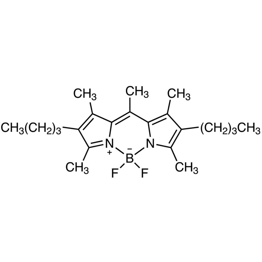 [[(4-Butyl-3,5-dimethyl-1H-pyrrol-2-yl)(4-butyl-3,5-dimethyl-2H-pyrrol-2-ylidene)methyl]methane](difluoroborane)