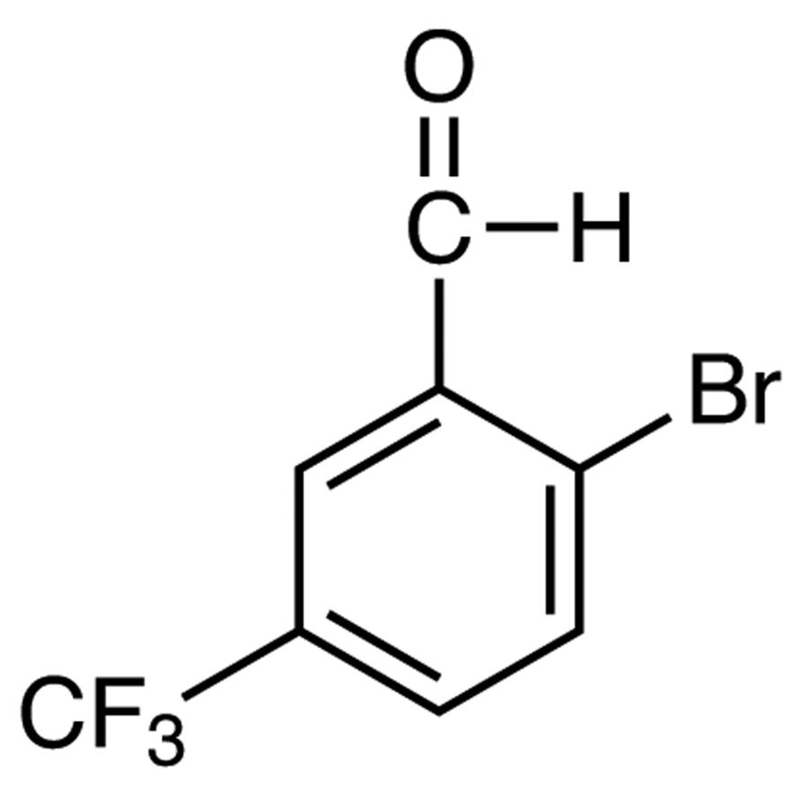 2-Bromo-5-(trifluoromethyl)benzaldehyde