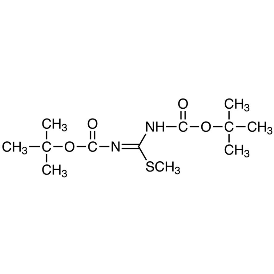 N,N'-Bis(tert-butoxycarbonyl)-S-methylisothiourea
