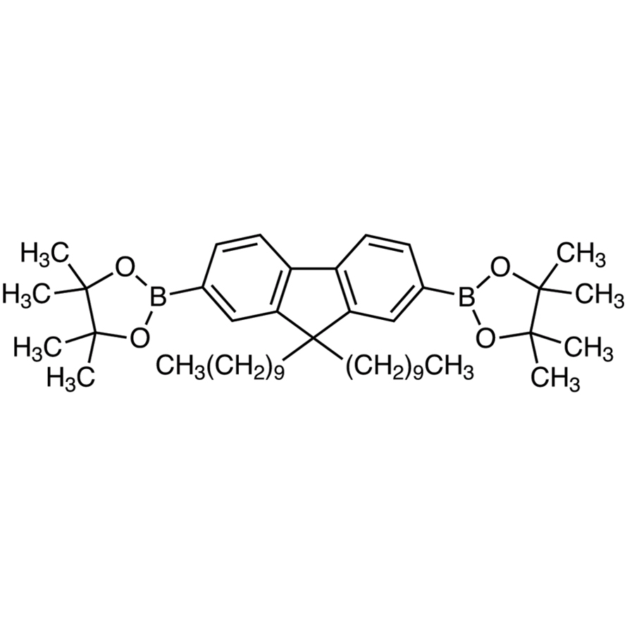 2,7-Bis(4,4,5,5-tetramethyl-1,3,2-dioxaborolan-2-yl)-9,9-didecylfluorene