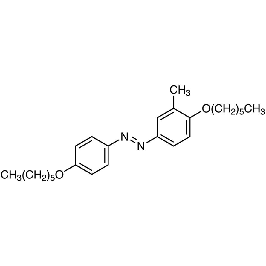 4,4'-Bis(hexyloxy)-3-methylazobenzene