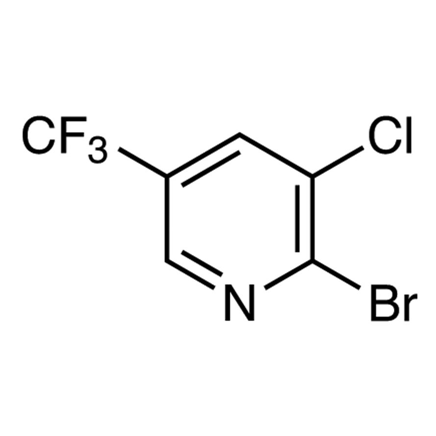 2-Bromo-3-chloro-5-(trifluoromethyl)pyridine