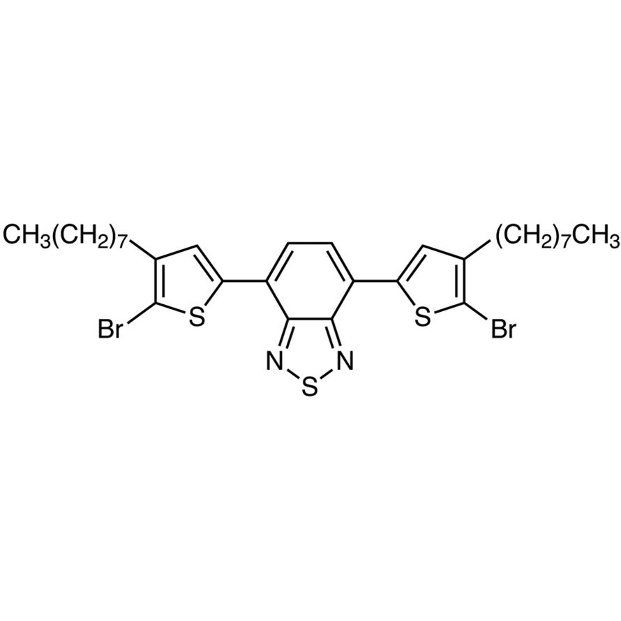 4,7-Bis(5-bromo-4-n-octyl-2-thienyl)-2,1,3-benzothiadiazole