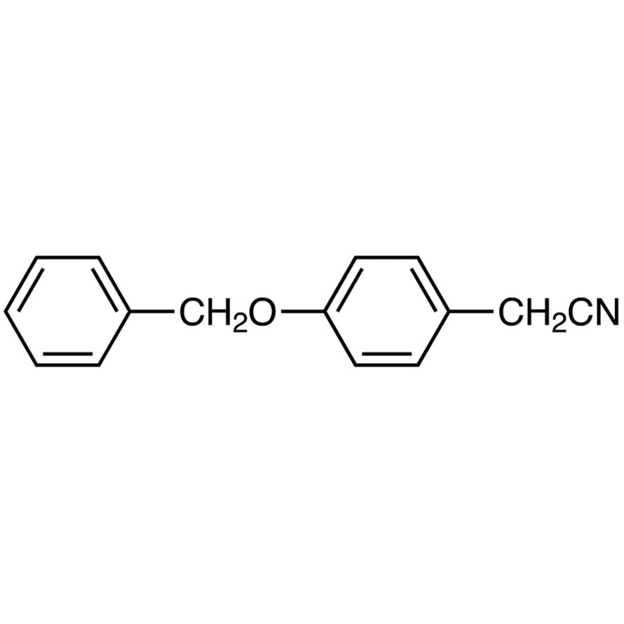 4-Benzyloxyphenylacetonitrile