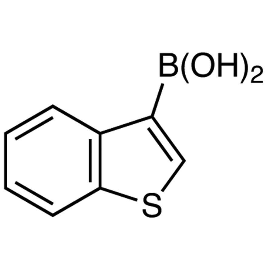 Benzo[b]thiophene-3-boronic Acid (contains varying amounts of Anhydride)