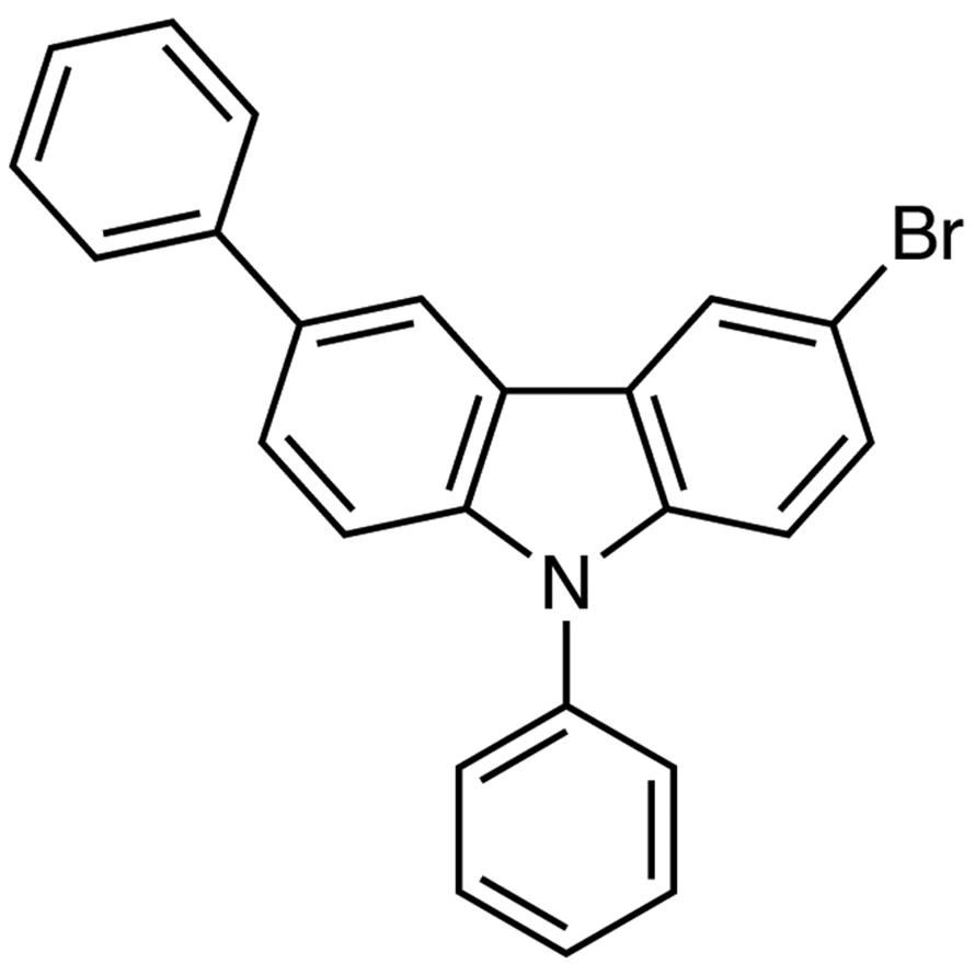 3-Bromo-6,9-diphenylcarbazole