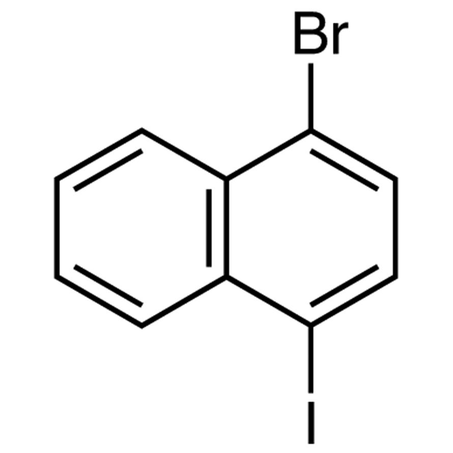 1-Bromo-4-iodonaphthalene