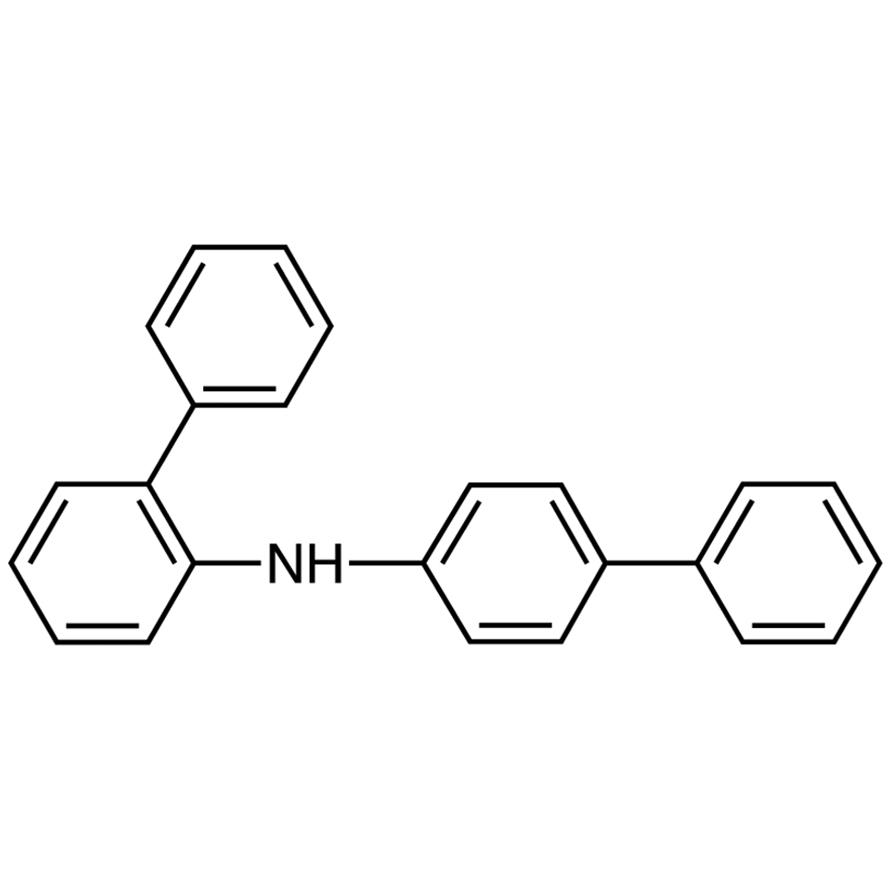 N-(4-Biphenylyl)-2-biphenylamine