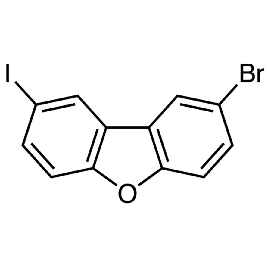 2-Bromo-8-iododibenzofuran