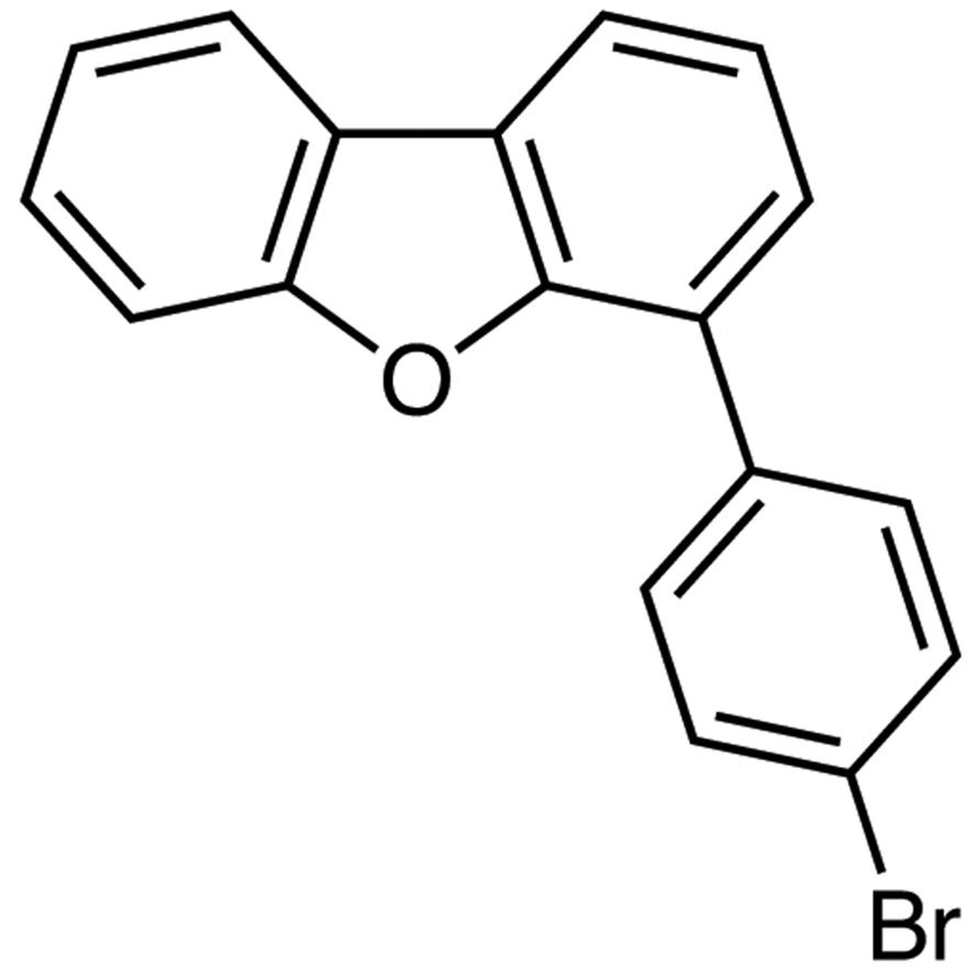 4-(4-Bromophenyl)dibenzofuran