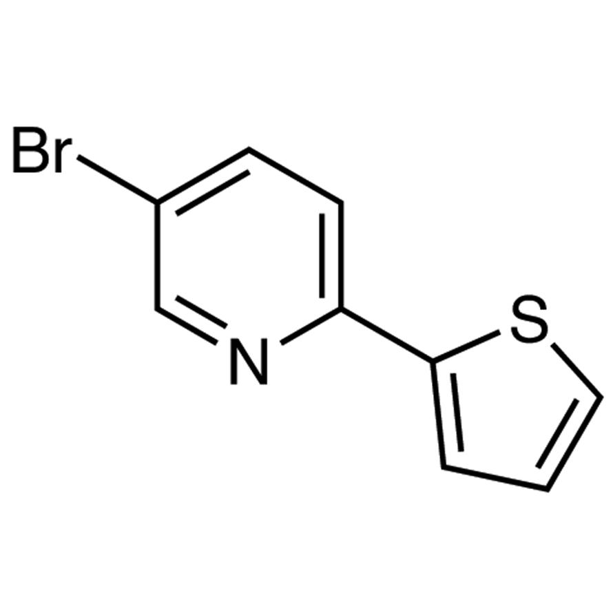 5-Bromo-2-(2-thienyl)pyridine