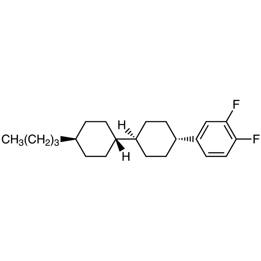 trans,trans-4'-Butyl-4-(3,4-difluorophenyl)bicyclohexyl