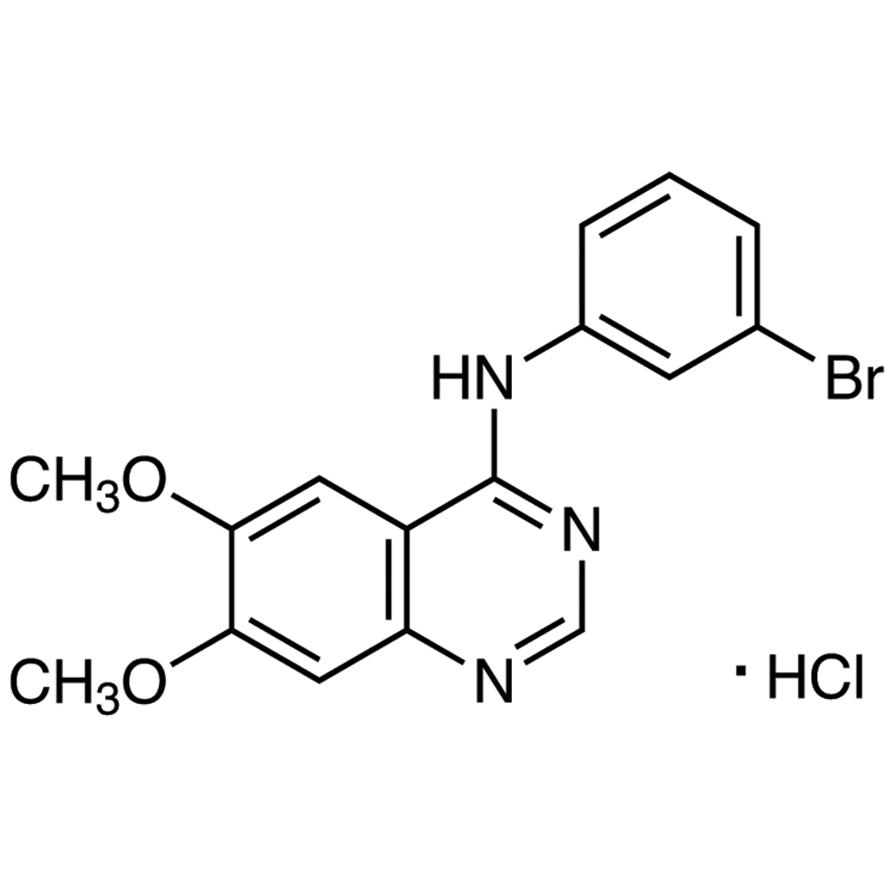 PD 153035 Hydrochloride