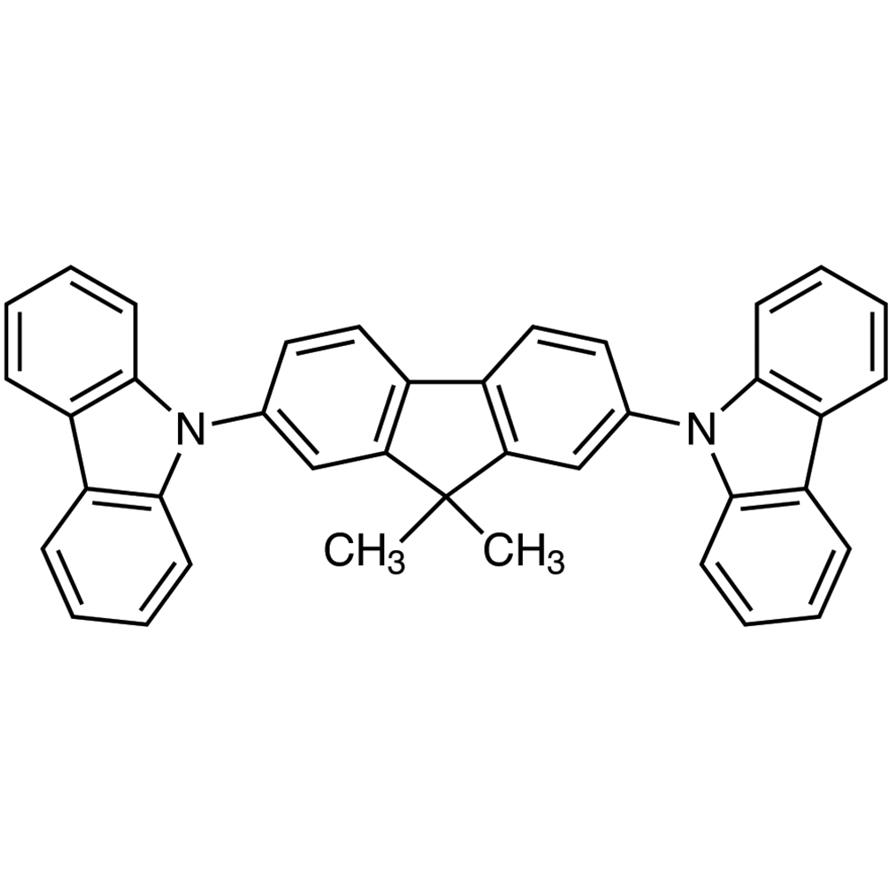 2,7-Bis(9H-carbazol-9-yl)-9,9-dimethylfluorene