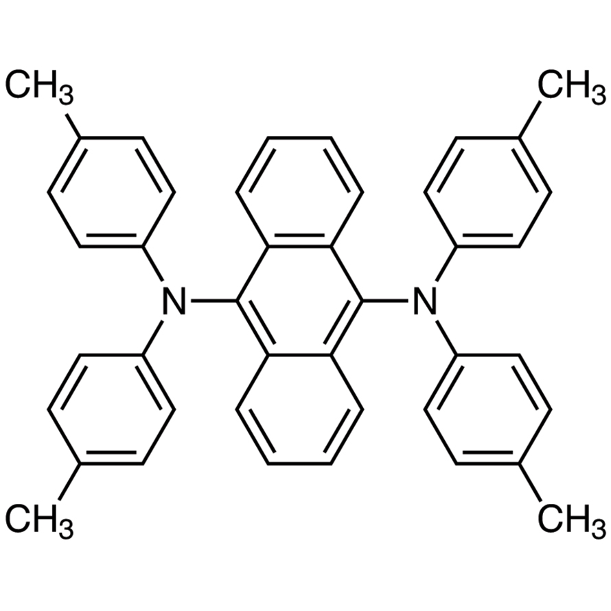 9,10-Bis[N,N-di(p-tolyl)amino]anthracene