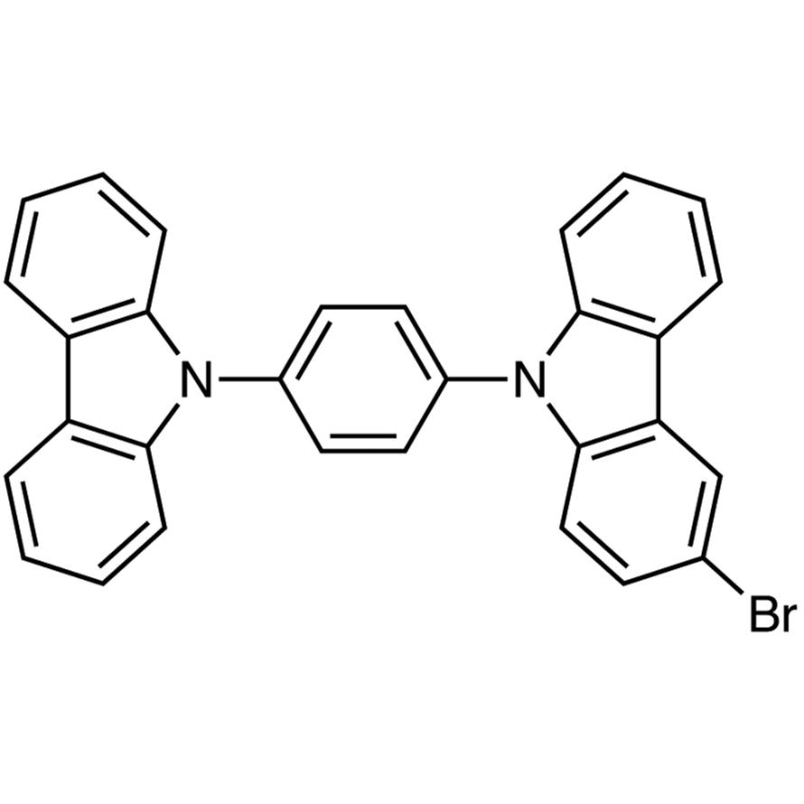 3'-Bromo-1,4-di(9-carbazolyl)benzene