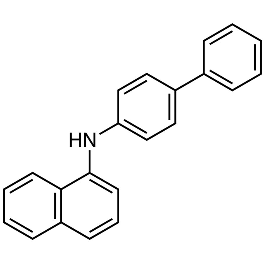N-(4-Biphenylyl)-1-naphthylamine