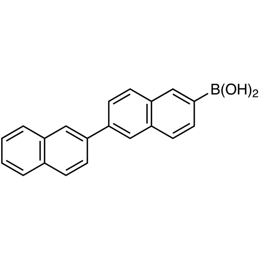 [2,2'-Binaphthalen]-6-ylboronic Acid (contains varying amounts of Anhydride)