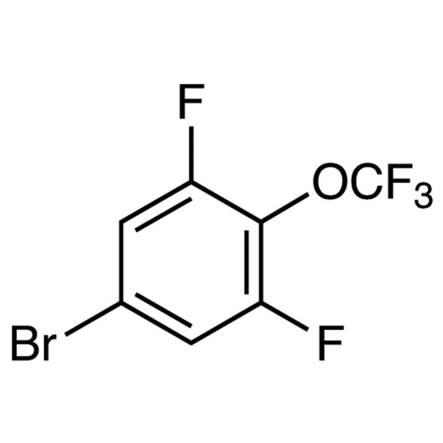 5-Bromo-1,3-difluoro-2-(trifluoromethoxy)benzene