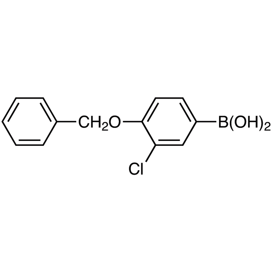 4-Benzyloxy-3-chlorophenylboronic Acid (contains varying amounts of Anhydride)
