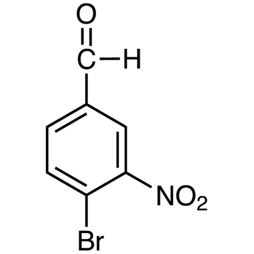 4-Bromo-3-nitrobenzaldehyde