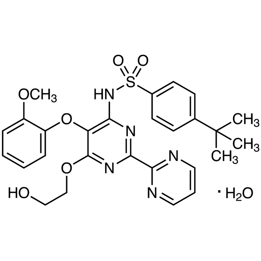 Bosentan Monohydrate