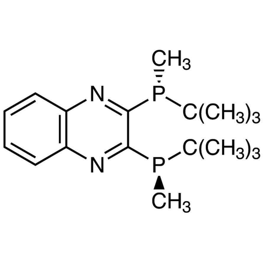 (R,R)-(-)-2,3-Bis(tert-butylmethylphosphino)quinoxaline