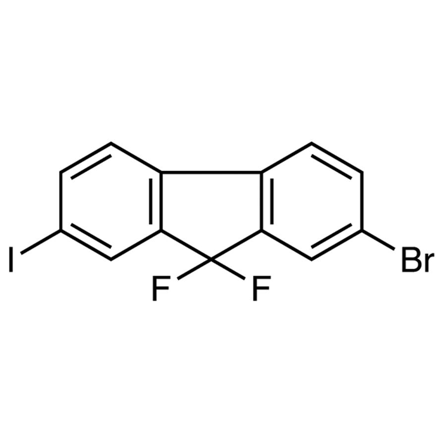 2-Bromo-9,9-difluoro-7-iodo-9H-fluorene