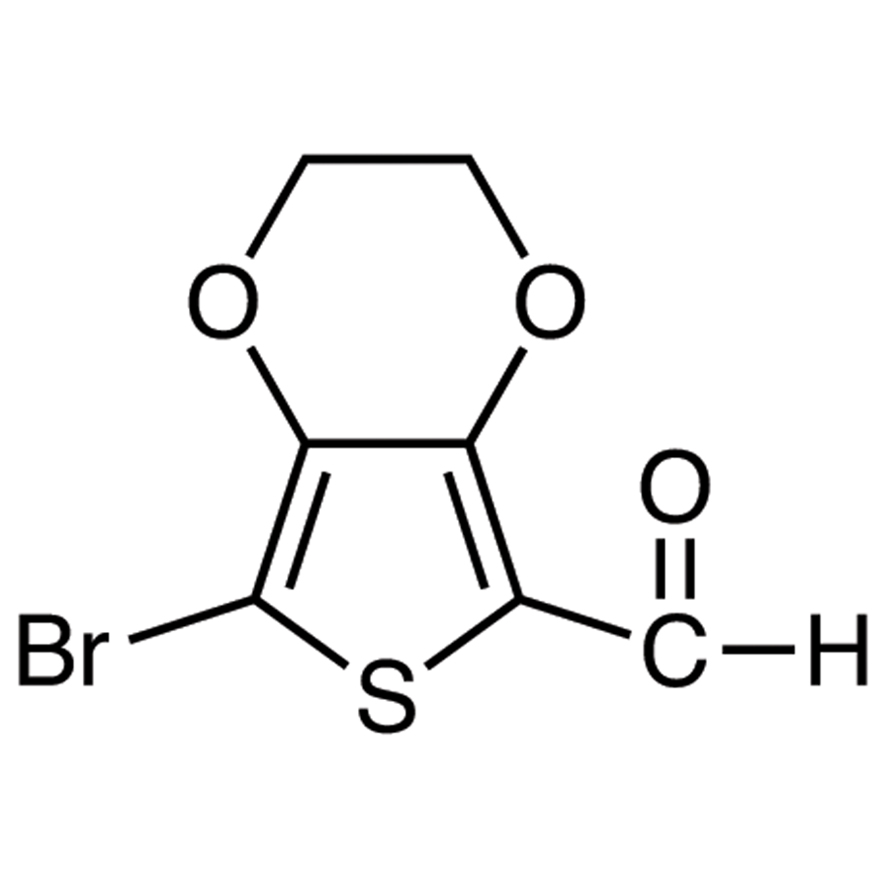 7-Bromo-2,3-dihydrothieno[3,4-b][1,4]dioxine-5-carboxaldehyde