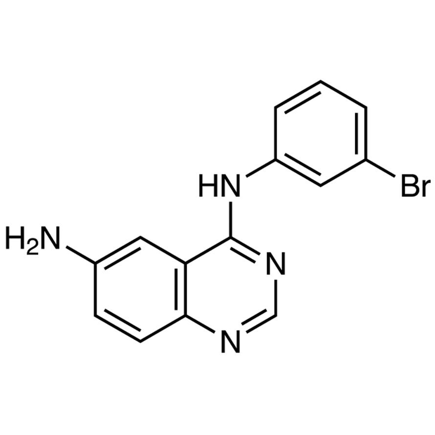 N4-(3-Bromophenyl)quinazoline-4,6-diamine
