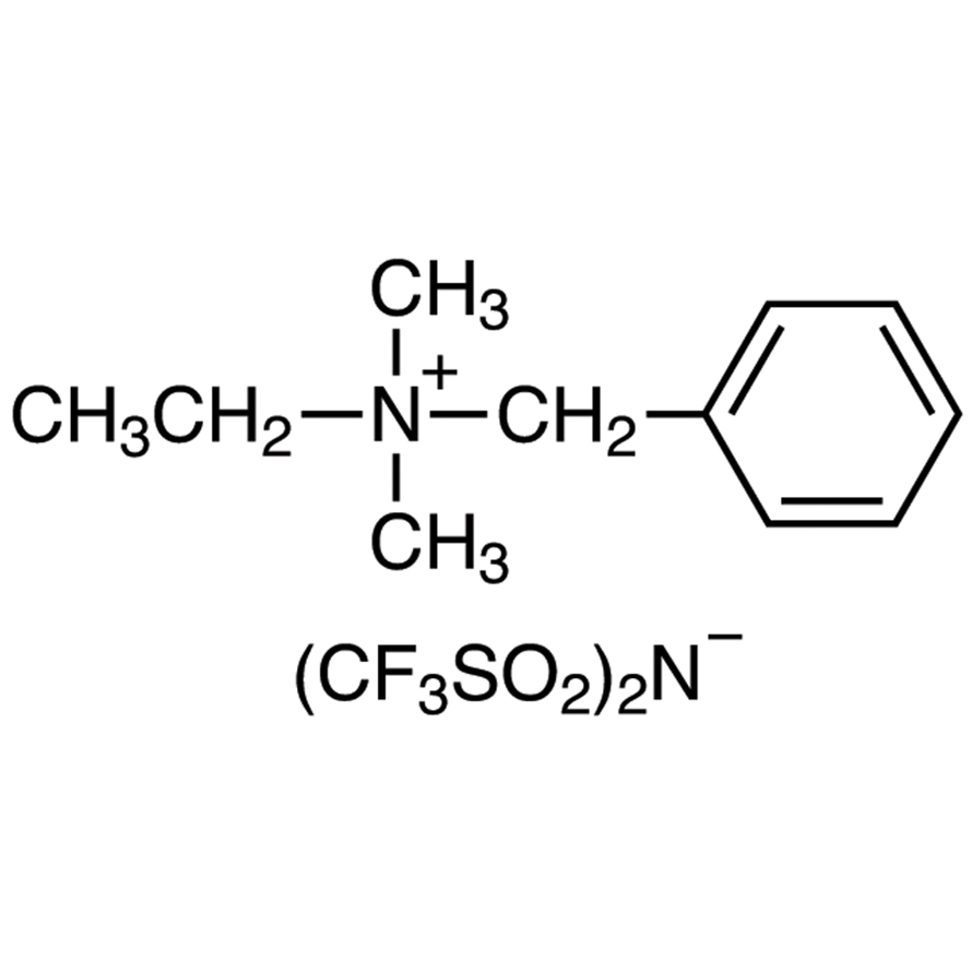 Benzyl(ethyl)dimethylammonium Bis(trifluoromethanesulfonyl)imide