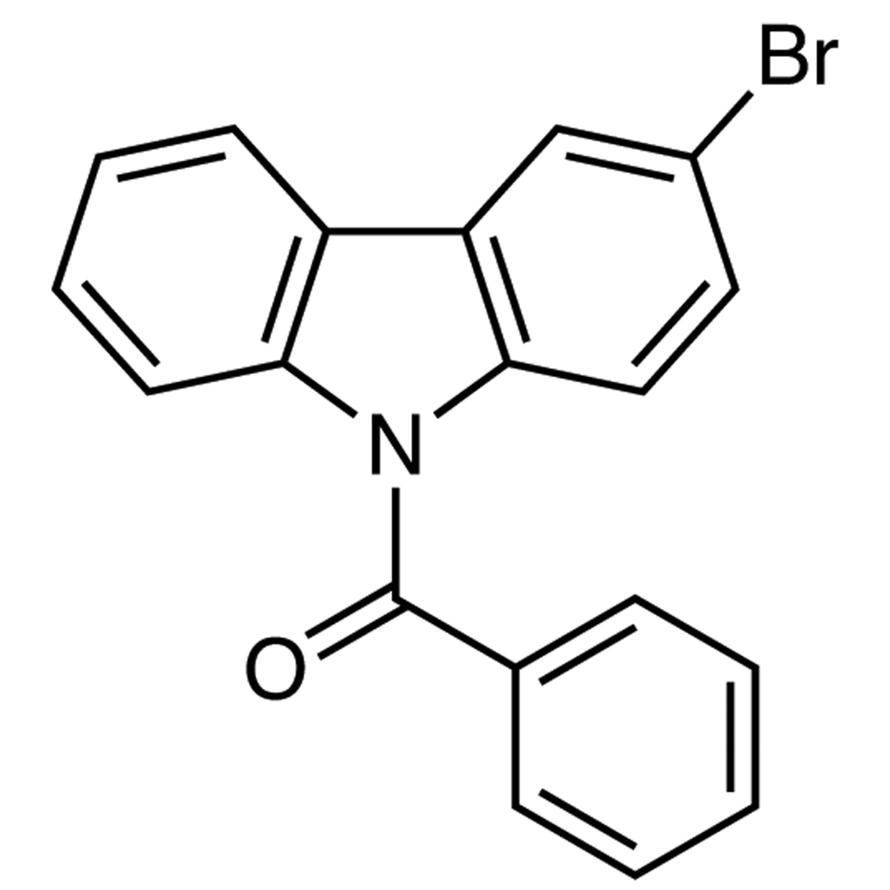 9-Benzoyl-3-bromo-9H-carbazole