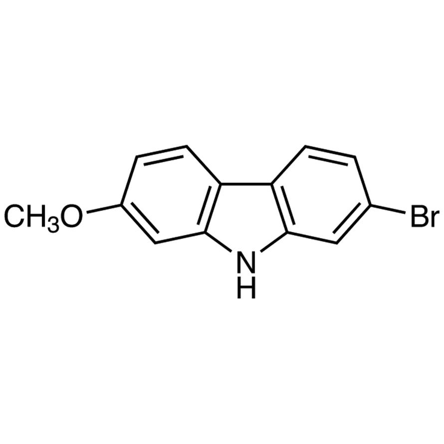 2-Bromo-7-methoxy-9H-carbazole